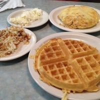 Photo taken at The Original Pancake House by Stephney A. on 4/28/2012