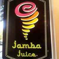 Photo taken at Jamba Juice by Vanessa F. on 7/7/2012