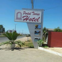 Photo taken at Portal Torres Hotel by Ramon L. on 3/5/2012