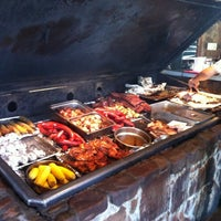 Photo taken at Hard Eight BBQ by Tony C. on 3/17/2012