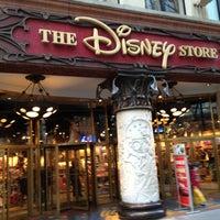 Photo taken at Disney Store by Fernando Angel C. on 4/12/2012