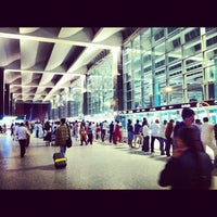 Photo taken at Kempegowda International Airport (BLR) by Hiroki N. on 2/27/2012