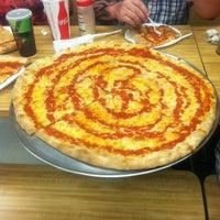 Photo taken at Maruca's Tomato Pies by sivann on 7/4/2012