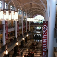 Photo taken at The Ohio Union by Jay G. on 4/26/2012