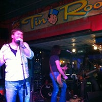 Photo taken at Tin Roof by Monica E. on 2/26/2012