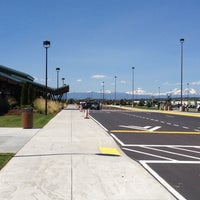 Photo taken at Roberts Field-Redmond Municipal Airport (RDM) by Chris D. on 7/6/2012