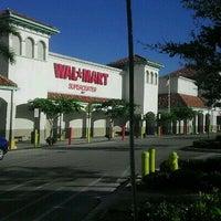Photo taken at Walmart Supercenter by Moe-Reese R. on 6/12/2012