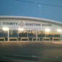 Photo taken at Tulsa County Election Board by Aeron T. on 2/25/2012