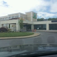 Photo taken at Holiday Inn Columbia East-Jessup by Kimberly B. on 5/20/2012