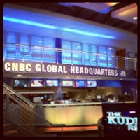 Photo taken at CNBC Headquarters by Bree K. on 6/5/2012