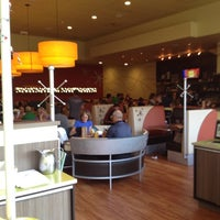 Photo taken at Snooze by Anthony T. on 8/18/2012