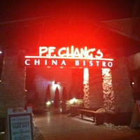Photo taken at P.F. Chang's by Francene on 3/4/2012