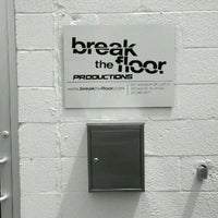 """Photo taken at Break The Floor Productions by Andy """"Laz"""" L. on 9/7/2011"""