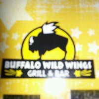 Photo taken at Buffalo Wild Wings by Chris D. on 2/18/2012