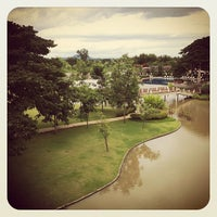 Photo taken at Le Méridien Chiang Rai Resort, Thailand by CoolBurning on 7/15/2012