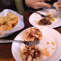 Photo taken at The Mission Cantina by Mark T. on 1/17/2012