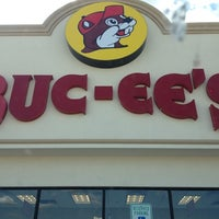 Photo taken at Buc-ee's by Richard T. on 8/14/2012