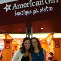 Photo taken at American Girl Boutique & Bistro by Will H. on 3/13/2012