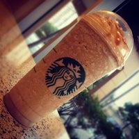 Photo taken at Starbucks by [t] m. on 1/27/2012