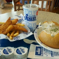 Photo taken at Ivar's Fish Bar by Kent H. on 8/22/2011