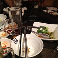 Photo taken at 牛角 藤沢店 by HARU on 8/26/2012