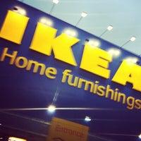 Photo taken at IKEA by lomantik .. on 11/17/2011