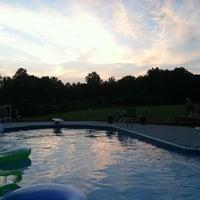 Photo taken at DeHarts Pool & Grill by 🐾Karen🐾 . on 6/20/2011