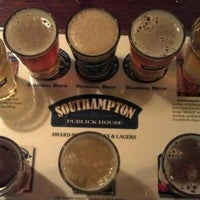 Photo taken at Southampton Publick House by Tanya R. on 12/4/2011
