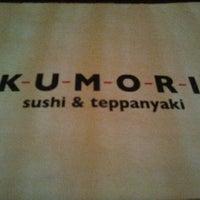 Photo taken at Kumori Restaurant by Frank R. on 8/17/2012