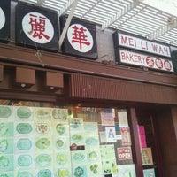 Photo taken at Mei Li Wah by Joel J. on 1/30/2012