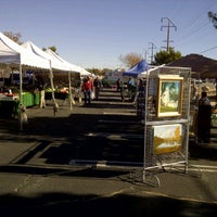 Photo taken at Yucca Valley Farmers Market by Harlan A. on 12/21/2011