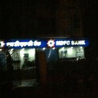 Photo taken at HDFC Bank by Gaurav C. on 8/20/2011
