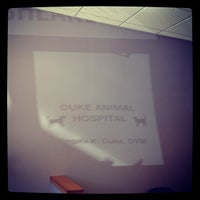 Photo taken at Duke Animal Hospital by Ermin M. on 6/21/2012