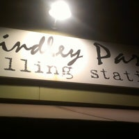 Photo taken at Lindley Park Filling Station by Kyle S. on 8/25/2012