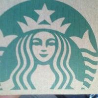 Photo taken at Starbucks by Dean D. on 4/17/2012