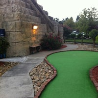Photo taken at Professor Hackers Lost Treasure Golf by Meghan M. on 8/17/2012