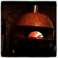 Photo taken at Bavaro's Pizza Napoletana & Pastaria by Mark on 5/10/2012