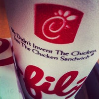 Photo taken at Chick-fil-A Broadway Crossing by Grayson A. on 7/15/2012