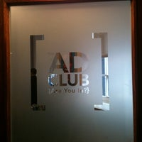 Photo taken at The Ad Club by Ashlyn S. on 5/10/2012