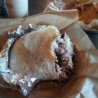 Photo taken at Qdoba Mexican Grill by Greg H. on 11/12/2011