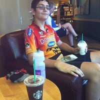 Photo taken at Starbucks by Miriam G. on 7/8/2012