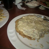 Photo taken at Nick's Four Roses Family Restaurant by Becky S. on 9/18/2011