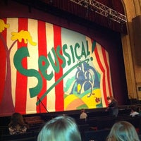 Photo taken at Palace Theatre by Kate S. on 3/3/2012