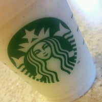 Photo taken at Starbucks by Julie F. on 2/23/2012