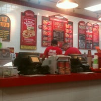 Photo taken at Firehouse Subs by Mike J. on 7/27/2011
