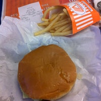 Photo taken at Whataburger by Anne 🎏 D. on 3/31/2012