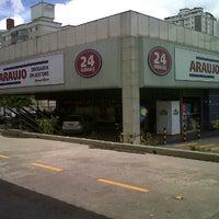 Photo taken at Drogaria Araujo by Igor F. on 1/5/2012