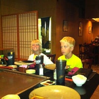 Photo taken at Sumo Japanese Steakhouse & Sushi by Adam P. on 6/17/2012