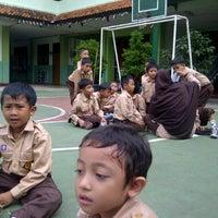 Photo taken at SDIT & SMPIT Miftahul Ulum Gandul by Hannana M. on 10/5/2011