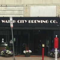 Photo taken at Watch City Brewing Co. by Kevin G. on 7/27/2011